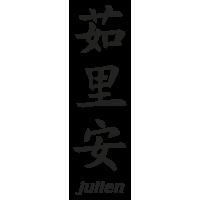 Prenom Chinois Julien