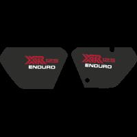 Kit Autocollants Honda 125 Xr Caches Enduro