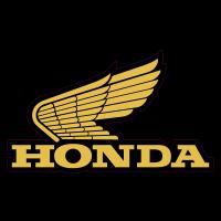 autocollant HONDA_OLD_LOGO_GAUCHE