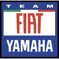 autocollant YAMAHA_FIAT_TEAM