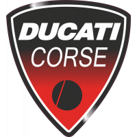 Autocollant Ducati-1