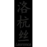 Prenom Chinois Laurence