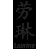 Prenom Chinois Laurine