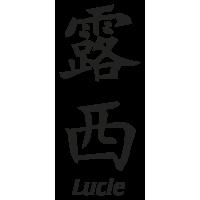 Prenom Chinois Lucie