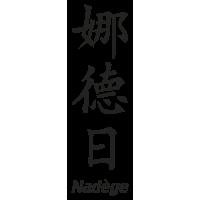Prenom Chinois Nadege