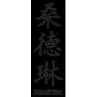 Prenom Chinois Sandrine