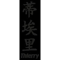 Prenom Chinois Thierry