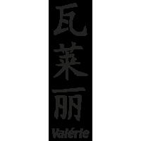 Prenom Chinois Valerie