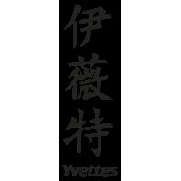 Prenom Chinois Yvette