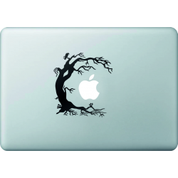 Arbre - Sticker Macbook