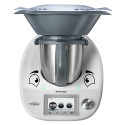 Stickers Thermomix TM5 Yeux 2