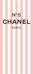 Sticker Porte Chanel
