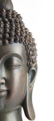 Sticker Porte Statue Bouddha