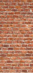 Sticker Porte Mur En Brique