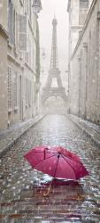 Sticker Porte Tour Eiffel 1