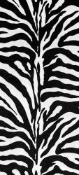 Sticker Porte Zebre
