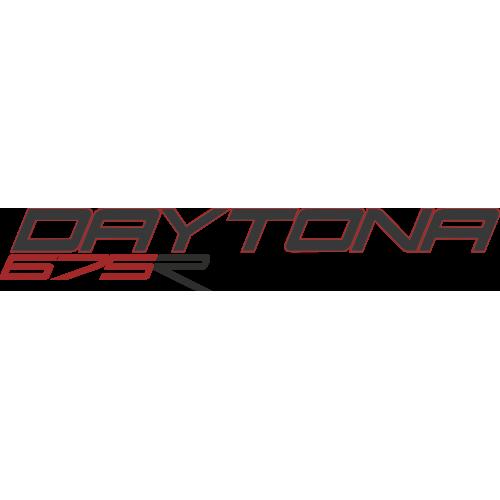 ref5 Stickers Triumph Daytona 675R deux roues Autocollant moto scooter