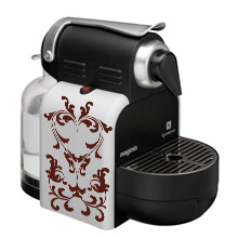 sticker nespresso
