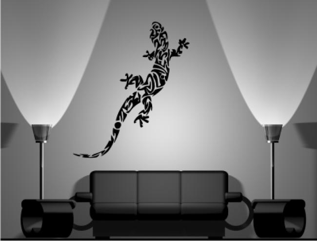 Animaux Sticker Mural Salamandre 3