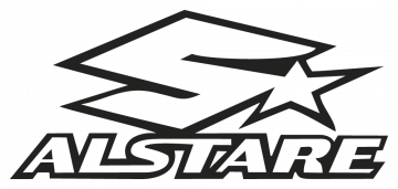 alstar - Stickers Moto Cyclo