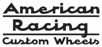 american racing - Stickers Auto