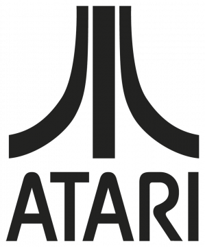 atari - Stickers Logos Divers