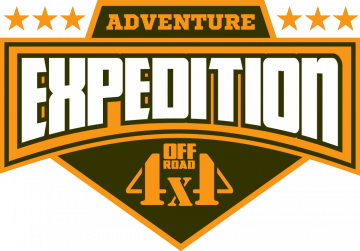 Autocollant 4x4 Offroad Expedition - Autocollants Raid 4X4