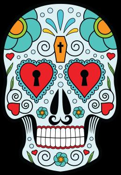 Calavera Tete De Mort Mexicaine 11 Ref D7449 Mpa Déco