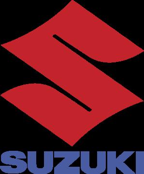 Autocollant Suzuki Logo 2 - Stickers Moto Suzuki