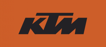 Autocollant Ktm Rectangle - Stickers Moto KTM