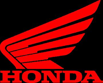 Autocollant Honda Ailes 1 - Auto Honda